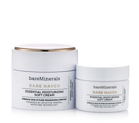 Bareminerals Bare Haven Moisturising Cream Home & Away