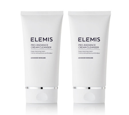 Elemis Pro-Radiance Cream Cleanser Duo