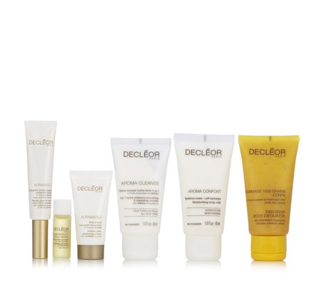 Decleor 6 Piece Intense Glow & Flawless Skin Collection