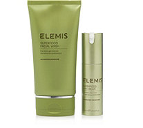 Elemis Superfood Facial Wash 150ml & Day Cream 30ml - 236004