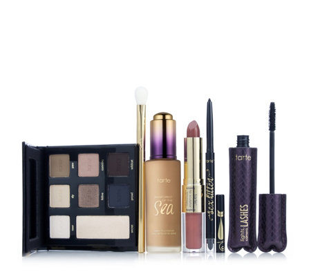 Tarte 6 Piece Bombshell Basics Make-Up Collection