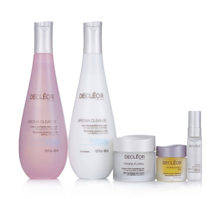 Decleor 5 Piece Anti-Ageing & Cleansing Essentials