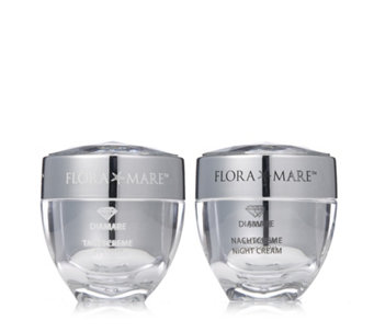 Flora Mare Diamare 2 Piece Day & Night Cream Collection - 214306