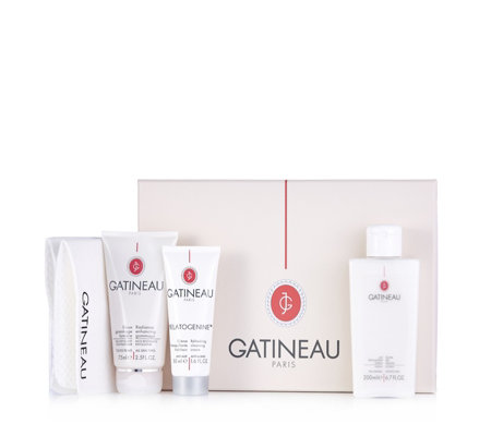 Gatineau 3 Piece Deep Cleanse & Exfoliate Collection