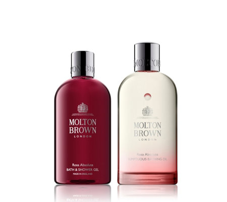 Molton Brown Rosa Absolute 2 Piece Body Collection