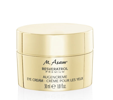 M. Asam Resveratrol Premium Eye Cream 30ml