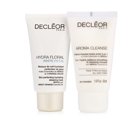 Decleor 2 Piece Sleeping Mask Collection
