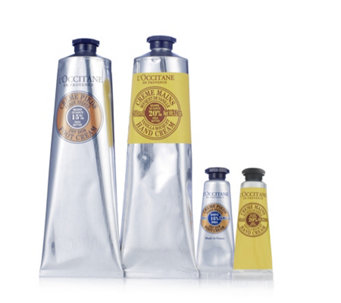 L'Occitane Home & Away Hand & Foot Cream Collection - 233606