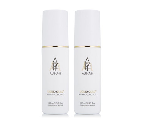 Alpha-H Liquid Gold 100ml Duo