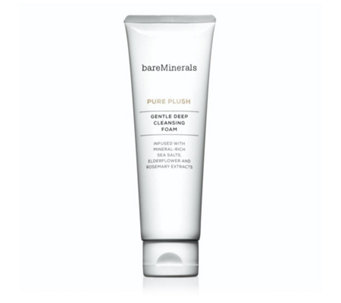Bareminerals Pure Plush Gentle Deep Cleansing Foam 120g - 216707
