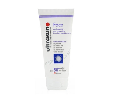 Ultrasun Sun Protection Face SPF50+ 100ml