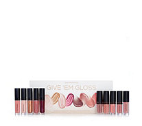 Bareminerals Bareminerals 10 Piece Give Em Gloss Lip Collection - 235909