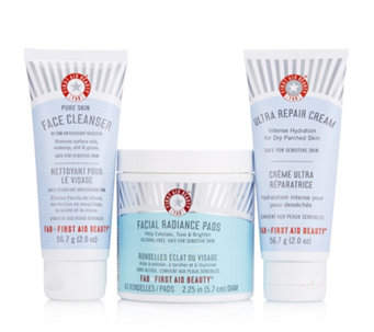 First Aid Beauty Skincare FAB Favourites Collection - 231210