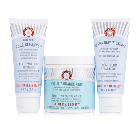 First Aid Beauty Skincare FAB Favourites Collection