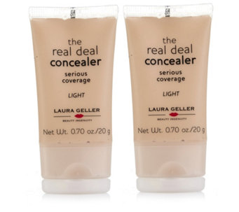 Laura Geller The Real Deal Concealer Duo 20g - 213411