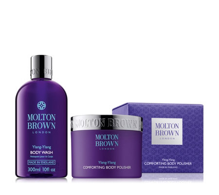 Molton Brown Relaxing Ylang Ylang 2 Piece Body Collection