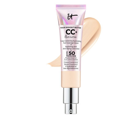 IT Cosmetics Full Coverage SPF 50+ CC Illumination