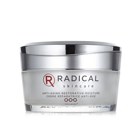 Radical Skincare Anti Ageing Restorative Moisturiser 50ml