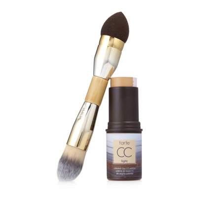 Tarte Coloured Clay CC Primer with Camouflage Tool