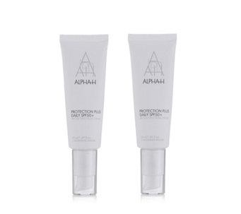Alpha-H Protection Plus Daily SPF50+ 50ml Duo - 209412