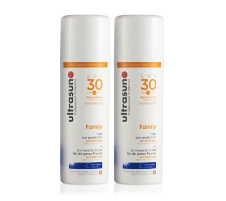 Ultrasun Sun Protection Family SPF30 150ml Duo
