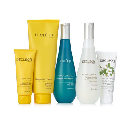 Decleor 5 Piece Get Up & Glow Supersize Collection