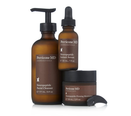 Perricone 3 Piece Neuropepetide Daily Essentials Collection