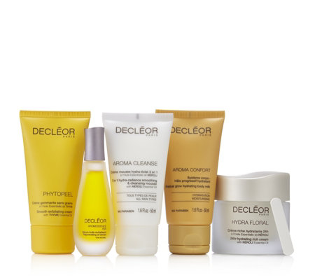 Decleor 5 Piece Hydrating Collection