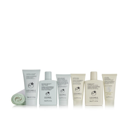 Liz Earle 6 Piece Discovery Collection
