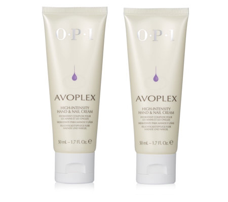 OPI Avoplex High Intensity Hand Lotion 50ml Duo