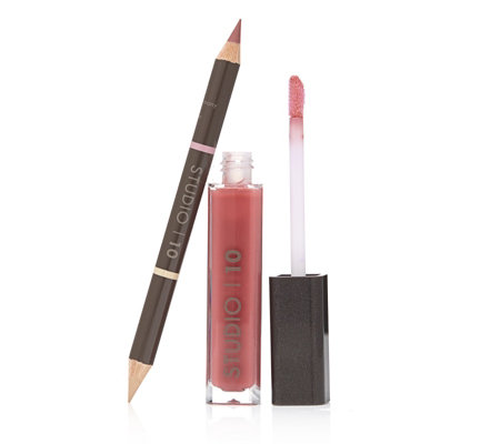 Studio 10 Age Reverse Perfecting Lipliner & Plumping Gloss