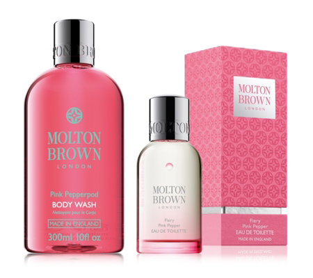 Molton Brown Pepper Partners EDT & Body Wash 300ml