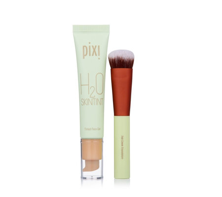 Pixi H2O SkinTint & Full Cover Foundation Brush