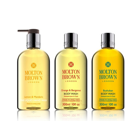 Molton Brown Citrus 3 Piece Hand & Body Collection