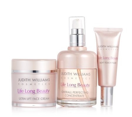 Judith Williams Life Long Beauty 3 Piece Pamper Collection