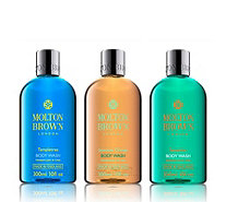 Molton Brown Womens 3 Piece Body Wash Collection - 214618
