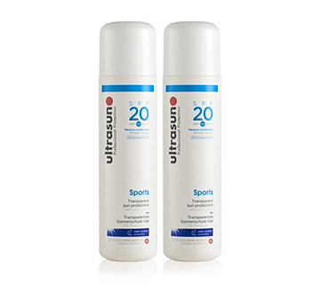 Ultrasun Sun Protection Sports SPF20 200ml Duo - 223418