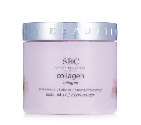 SBC Collagen Body Butter 450ml