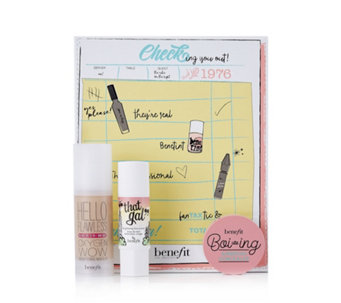 Benefit 4 Piece Back To Basics Bundle - 233420