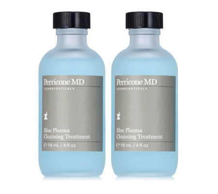 Perricone Blue Plasma Cleansing Duo 118ml