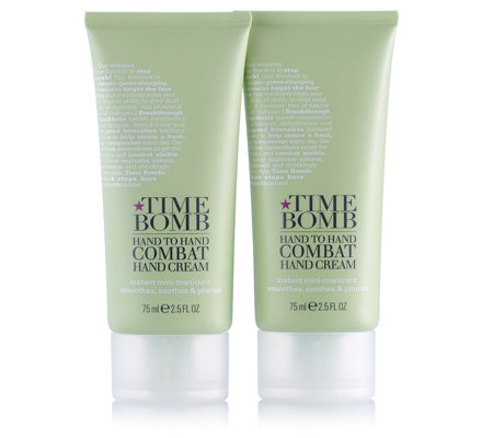 Lulu's Time Bomb Hand Cream 75ml Duo
