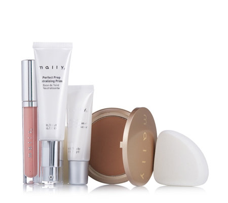 Mally 4 Piece Boost & Brighten Collection