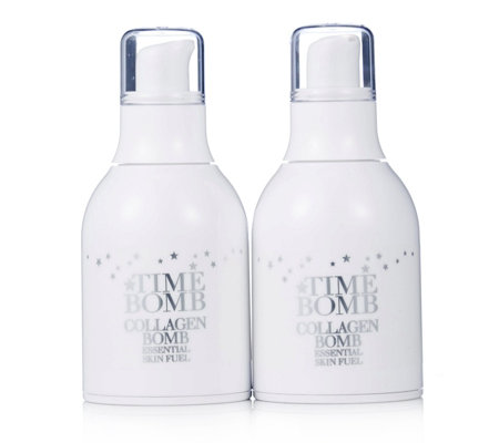 Lulu's Time Bomb Limited Edition Collagen Bomb 30ml Duo