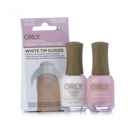 Orly Nails The Original French Manicure