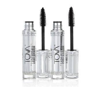 Tova Lash Intense Black Mascara Duo 6ml - 204825