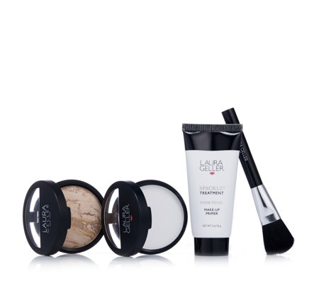 Laura Geller 4 Piece Complexion Perfection Collection