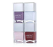 Nails Inc 4 Piece Fashion Fix Collection - 235025
