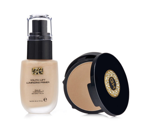 Gale Hayman Lights, Coverage, Action Primer & Foundation Duo