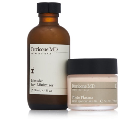 Perricone Photo Plasma 59ml & Intensive Pore Minimizer 118ml