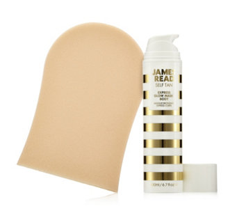 James Read Express Glow Mask Body 200ml With Mitt - 208227